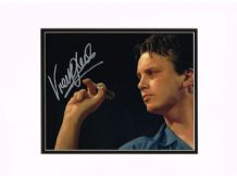 Keith Deller Autograph Signed Photo - Darts